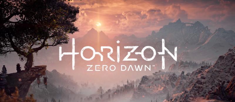 Horizon Zero Dawn(ホライゾンゼロドーン) オープニング