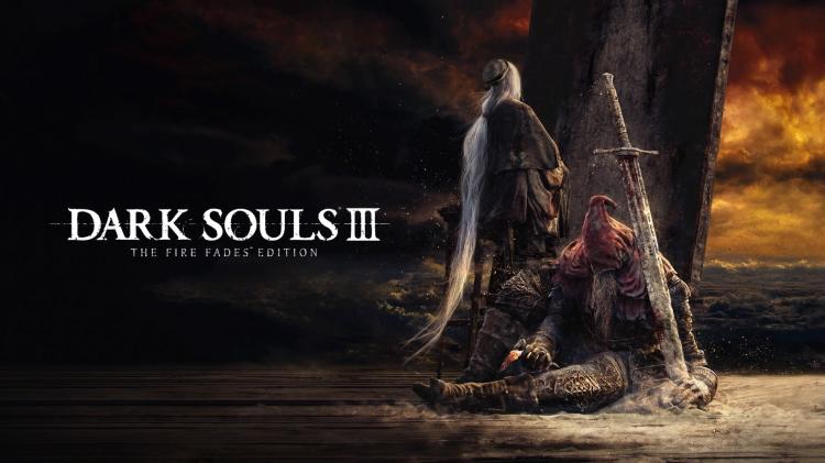 ダークソウル3 THE FIRE FADES EDITION PS4